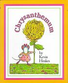 My name is special: Chrysanthemum picture book