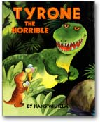 Tyrone the Horrible dinosaur picture book
