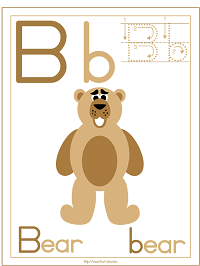 Bear Theme Preschool Activities and Crafts