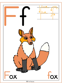 Fox Theme Preschool Lesson Plan Printable Activities and Crafts