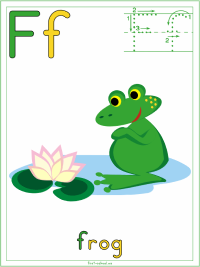 Amphibians Preschool Activities and Crafts