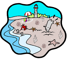 Beach and Seashore Theme Preschool Activities and Crafts