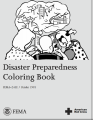 Disaster Preparedness Coloring Book