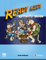 Ready Kids Activity Book