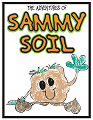 Sammy Soil: A Coloring Book Story