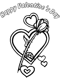 Valentine S Day Coloring Pages And Printable Activities