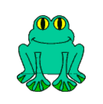 April is National Frog Month!