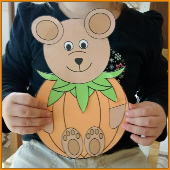 Autumn Fall Activities and Crafts