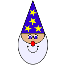 Wizard preschool activities, craft
