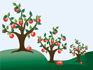 Apple trees online jigsaw puzzle