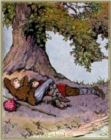 aesop's fable the travellers and the plane tree