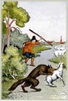 aesop's fable the shepherd boy and the wolf