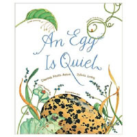 An Egg is Quiet picture book video