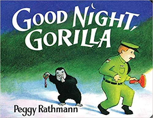 Good Night, Gorilla Book Preschool Printable Activities and Crafts