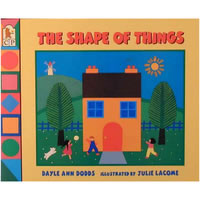 Pictue book activity:  The Shape of Things