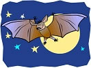 bats preschool  activities, crafts and coloring pages